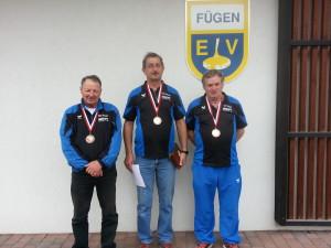 3. Platz BZM UW, , EV Terfens Schwaz