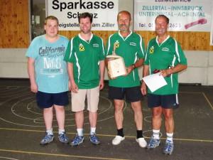 Schiri Landescup  Rang 8 Bezirk UL Ost II