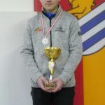 Silber Matthias Gschwentner U14