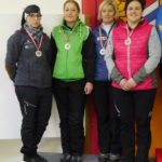 Silber Damen Team Tirol
