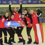 Gold Team Damen