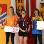 Gold U16w - Antonia Griessner